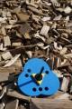 Dé 3 faces Toupie Enfants Jouet Garçon Fille Jeux pour Apprendre Toupies en Bois Toupie Shop Magasin Jouets
