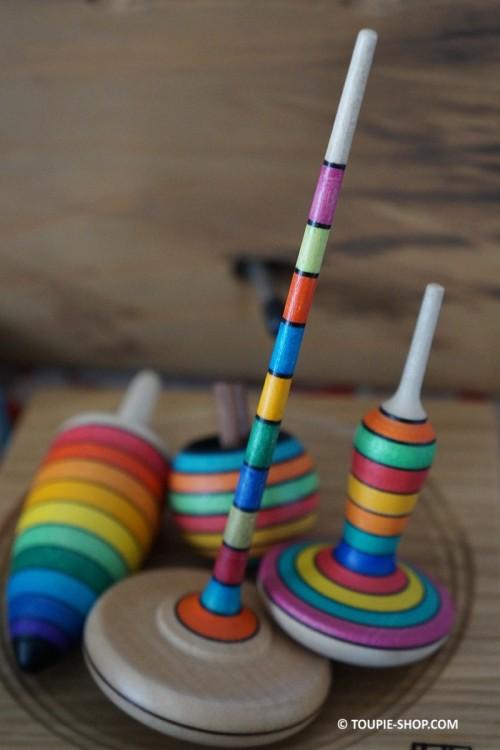 Collection Arc-en-ciel - Toupie Shop (Boutique de toupie & magasin de jouets)