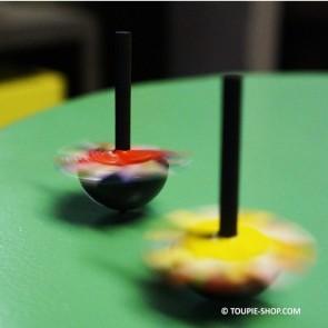 Comète (S) Jeux de Toupie Enfants Jouet Bois Toupie Shop