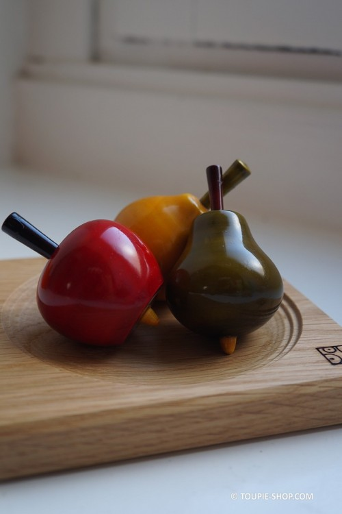 Toupie Fruit Family - ToupieShop (Boutique de toupie & magasin de jouets)
