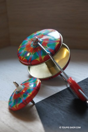 Toupie Hippie - Toupie Magnétique