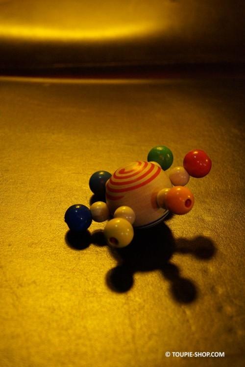 Toupie Hochet - jeux bois enfant Toupie-Shop