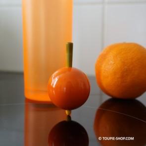 Toupie Fruit Orange Jeux Bois Toupie Shop (magasin de jouets)