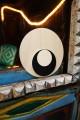 Oeil de Kaa Toupie en Bois Design Cadeau d'Anniversaire Jeux Adulte Toupie Shop