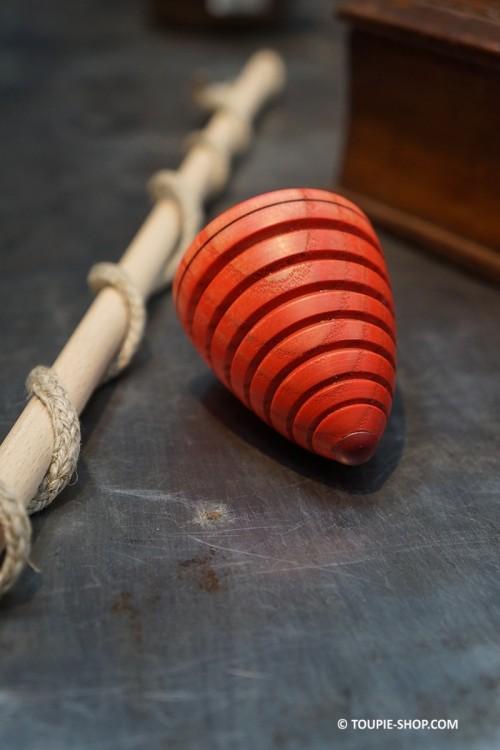Achat Toupie à Fouet Jeux en Bois Toupie Ancienne Avec Lanceur Ficelle Toupie Shop Magasin de Jouet Bois Toupies à vendre