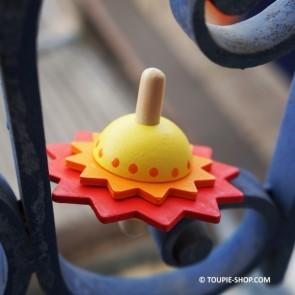 Toupie Fleur - Toupie shop (Boutique de toupie & magasin de jouets)