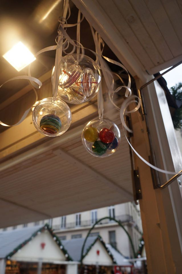 Toupie-Shop au Marché de Noël