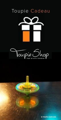 Toupie-shop cadeau de bienvenue