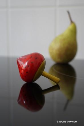 Toupie Fruit Fraise - toupie shop (Boutique de toupie & magasin de jouets)