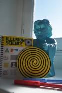 Kit Toupie Illusions Optiques Jouet Sciences Jeux Educatifs
