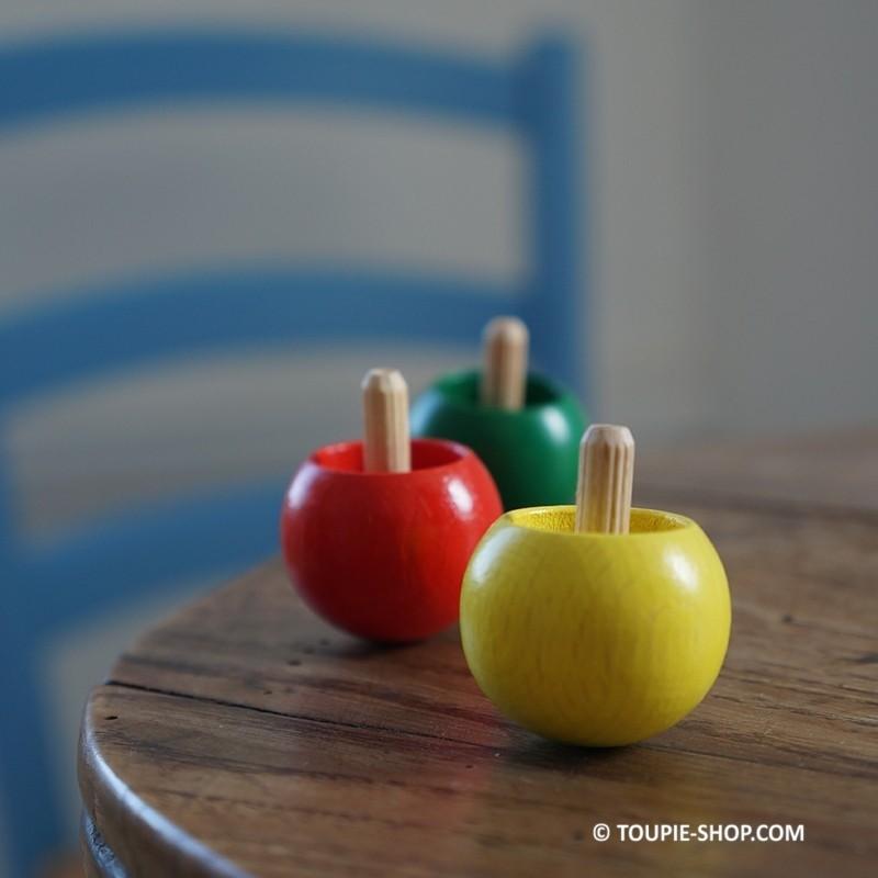 pirouette jouet en bois pas cher toupie qui se retourne jeux enfants. Black Bedroom Furniture Sets. Home Design Ideas