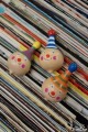 Jeux en Bois Clown Petite Toupie Jouet Garçon Jeux de Fille Magasin Jouets Bois Toupie Shop
