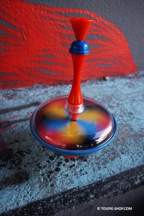 Colore Toupie Enfants Jeux Educatif Couleur Toupie Jouet Sciences Avec Lanceur Toupie Shop