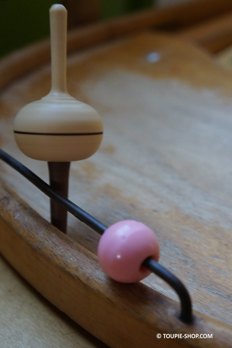 toupie salto bois jeux de toupies adulte jouet en bois artisanal. Black Bedroom Furniture Sets. Home Design Ideas