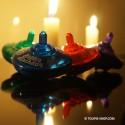 Happy Toupie Lumineuse Jeux Anniversaire Jouet Musical