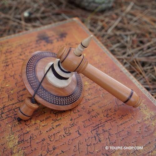 Grande Toupie Ficelle Jeux Bois Erable Poirier Jouet Traditionnel Ancien Toupie Shop Magasin Spécialisé Achat Toupie Artisanale
