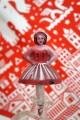 Danseuse Ancien Jouet Mécanique en Fer Blanc Jeu de Toupie en Métal Collection Toupie Shop Magasin Jouets Jeux Boutique Toupies