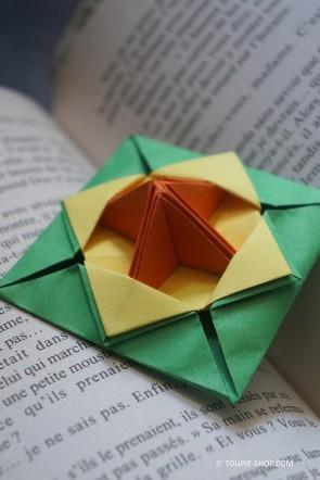Toupie Origami - Toupie shop (Boutique de toupie & magasin de jouets)