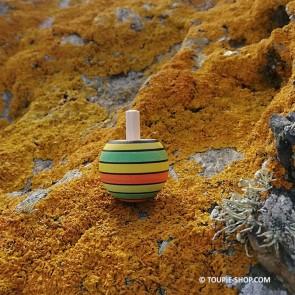 Jouet Renversant Toupie en Bois Artisanal Jeu Magique Cadeau Enfant Jeux Adulte Toupie Shop Magasin Jouets Toupies