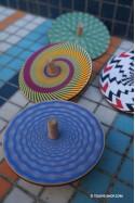 Toupie Illusions Jeux Optiques Jouet Scientifique