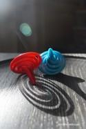Toupie Spirale Jeux Design Jouet Enfant