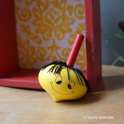 Toupet Jeux de Toupie Avec Fils Jouet en Bois Amusant Toupie Shop Magasin de Jouets Enfants Cadeau Original Nantes