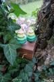 Cadeau Original Boite à Musique Artisanale Avec 2 Toupies Sapins Jouet en Bois Toupie Shop Magasin Jouets Jeux Adulte Enfant