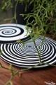 Hallucination Toupie en Metal effet optique Jeux illusions Jouet Sciences Toupie Shop Magasin Jouets Toupies Cadeau Magique
