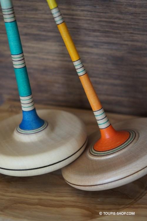 Mikado Grandes Toupies en Bois Erable Artisanat Deco Jeux Adulte Collection Toupie Shop Magasin Acheter Jouet Vente en ligne