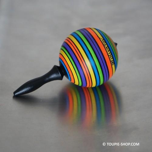 Boule Toupie Jeux en Bois Jouet Artisanal Cadeau Original Adulte Toupie Shop Magasin Jouets Achat Toupies Vente en ligne