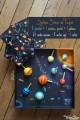 Planete Systeme Solaire de Toupies en Bois Jeu Educatif avec Plateau Toupie Shop Magasin Jouets Jeux Enfants
