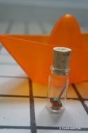 Little Star Toupie Mini Jouet en Bois Artisanal