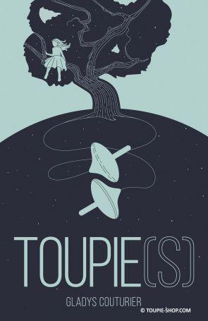 Toupie(s) Roman de Gladys Couturier Livre a Decouvrir Cadeau Original Toupie Shop Magasin Jouets Bois Metal Enfant Adulte