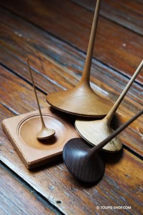 Finesse Collection Toupies Bois Artisanal Jeux Adulte Cadeau Original Toupie Shop Magasin Jouet Bois Ancien