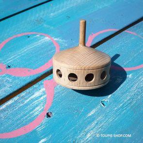 Comment fabriquer toupie Colisee jeux de collection jouet en bois artisanal cadeau original jeu achat toupies
